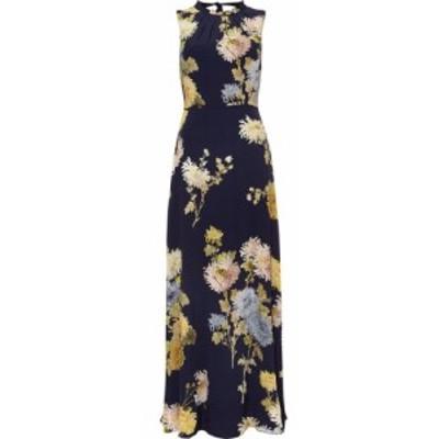 フェイズ エイト Phase Eight レディース ワンピース マキシ丈 ワンピース・ドレス roselle printed maxi dress Navy Multi