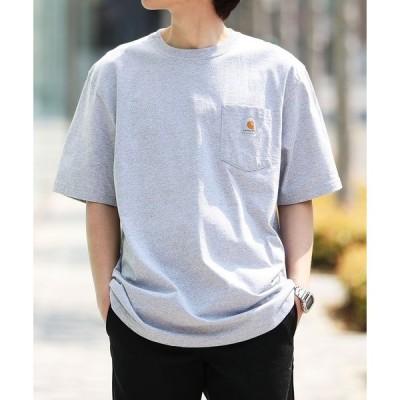tシャツ Tシャツ carhartt / カーハート ビッグシルエット ポケット半袖 ロゴ Tシャツ Workwear Pocket 1/2 Slee