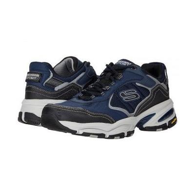 SKECHERS スケッチャーズ メンズ 男性用 シューズ 靴 スニーカー 運動靴 Vigor 3.0 - Navy/Black