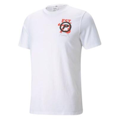 PUMA(プーマ) 530511  01 バスケットボール フランチャイズ  Tシャツ  21SS