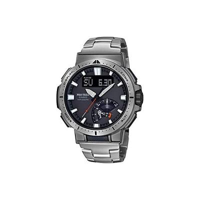 [カシオ] 腕時計 プロトレック 電波ソーラー マルチフィールドライン PRW-70YT-7JF メンズ