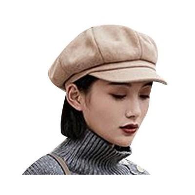 MINAKOLIFE HAT レディース US サイズ: M(56-58cm) カラー: ベージュ