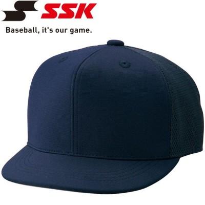 エスエスケイ SSK 野球 審判帽子 六方半メッシュタイプ BSC45