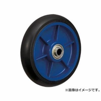 イノアック 低始動抵抗キャスター 車輪のみ Φ150 黒 LR150WBK [r20][s9-810]
