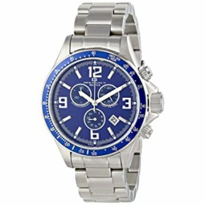 Oceanaut Men's OC3321 Baltica Analog Display Quartz Silver Watch