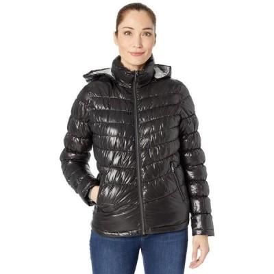 ケネスコール レディース コート アウター Hooded Packable Jacket