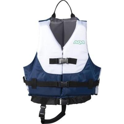 アクア マリンスポーツ ジュニア ライフジャケット キッズ3 17 WT/NV 運動会用品(ka9021-4605)