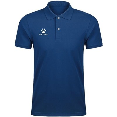 ケルメ ポロシャツ サファイヤブルー K15F117-1-417 <2020>