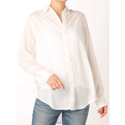 【公式】Ungrid(アングリッド)テンセルローンシャツ