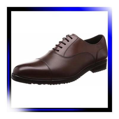 25.5 cm/ブラウン アオキ ビジネスシューズチップ・紳士靴