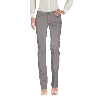 リュー ジョー LIU •JO パンツ グレー 26 98% コットン 2% ポリウレタン パンツ