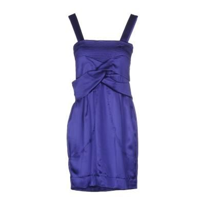 シーバイクロエ SEE BY CHLOÉ ミニワンピース&ドレス パープル 42 シルク 100% ミニワンピース&ドレス