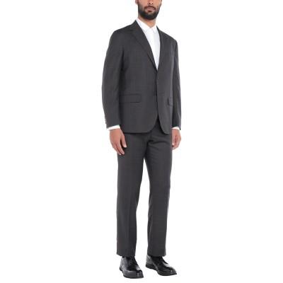 サルトリオ SARTORIO スーツ ダークブラウン 54 ウール 100% スーツ