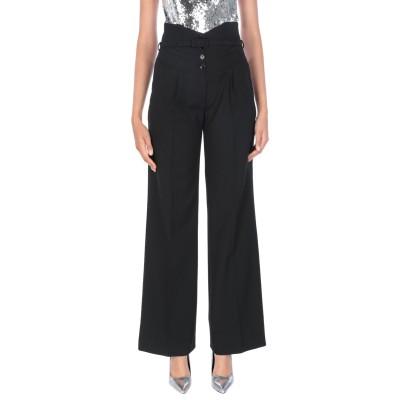 CLIPS MORE パンツ ブラック 40 ポリエステル 52% / バージンウール 43% / ポリウレタン® 5% パンツ