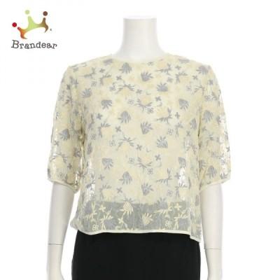 ネセセア nesessaire シャツブラウス サイズM レディース ベージュ系 シャツ・ブラウス 新着 20210605