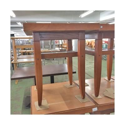 和風テーブル2種  業務用 中古/送料別途見積 幅600×奥行700×高さ725