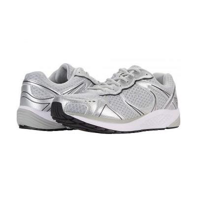 Prop?t プロペット メンズ 男性用 シューズ 靴 スニーカー 運動靴 Propet X5 - Grey/Silver
