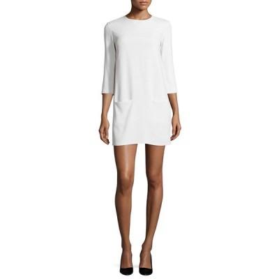 ザ ロウ レディース ワンピース トップス Marina 3/4-Sleeve Dress with Pockets