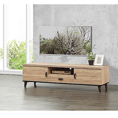 MUNA貝克6尺電視櫃 180X40X44.5cm