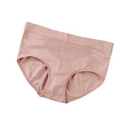 [DauStage] ヒップアップ ショーツ 補正 シェイプアップ パンツ 美尻 下着 4枚セット (ピンク)