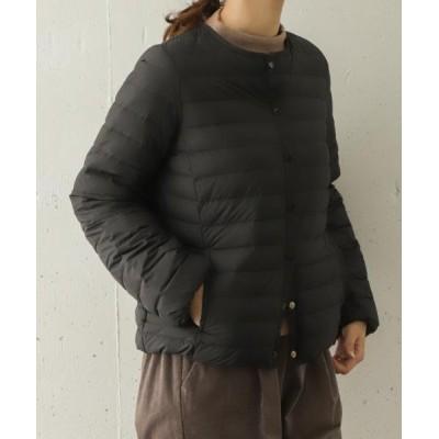 (URBAN RESEARCH DOORS/アーバンリサーチ ドアーズ)Traditional Weatherwear ARKLEY DOWN PACKABLE/レディース BLK