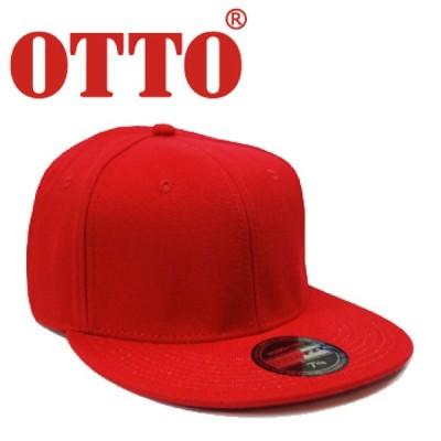 OTTO-H0969   ウールブレンド フラットバイザーキャップ 帽子 ストリート カジュアル SALE セール 在庫限り