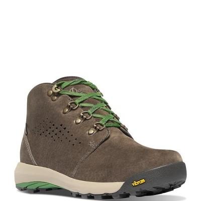 ダナー レディース ブーツ&レインブーツ シューズ Women's Inquire Chukka Waterproof Suede Hiking Boots Brown/Cactus