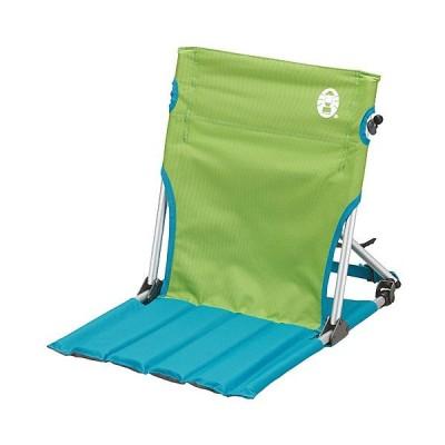 コールマンCOLEMAN コンパクトグランドチェア (ライム) 170-7673 キャンプ用品 ファミリーチェア 椅子 セール