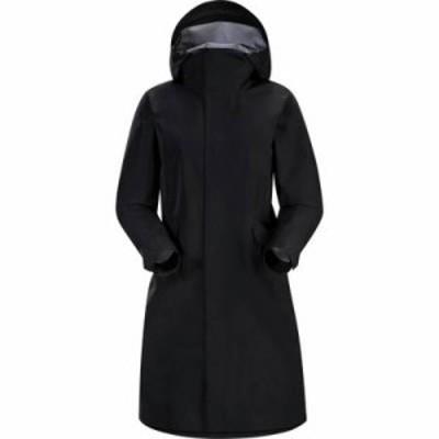 アークテリクス レインコート Andra Coat Black