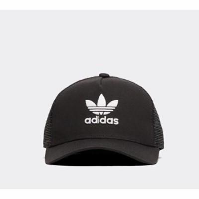 アディダス adidas Originals メンズ キャップ 帽子 classic trucker cap Black/White