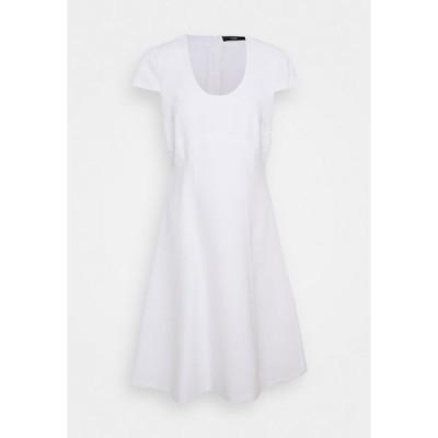 シュテフェン スクラウト ワンピース レディース トップス PARIS DARLING DRESS - Day dress - white
