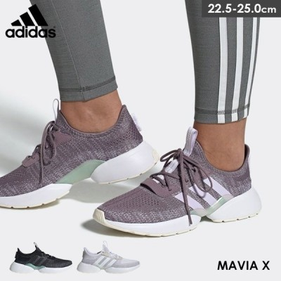 adidas Mavia X アディダス マヴィア スニーカー レディース ニット ダッドスニーカー