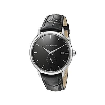 Raymond Weil Men's 5484-STC-20001 Toccata Analog Display Quartz Black Watch