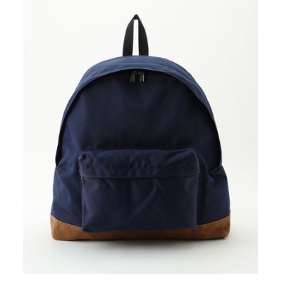 【PACKING】BOTTOM SUEDE BACKPACK