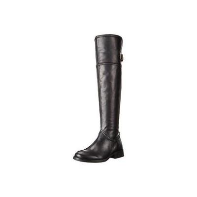 ヴィンスカムート ブーツ 靴 Vince Camuto 8991 レディース Fantasia ブラック ライディング ブーツ シューズ 8 ミディアム (B,M) BHFO