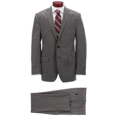 ラルフローレン メンズ ジャケット&ブルゾン アウター Classic Fit Fancy Wool Suit Grey