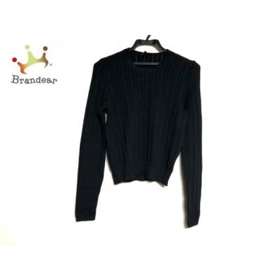 グッチ GUCCI 長袖セーター サイズS レディース 黒 新着 20200311