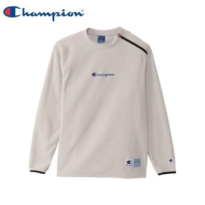 チャンピオン Champion メンズ 長袖 フリースシャツ CAGERS C3-SB440-030