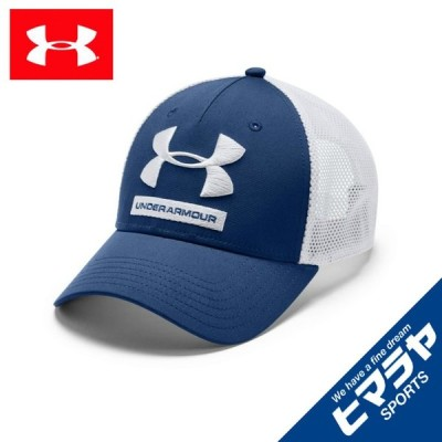 アンダーアーマー 帽子 キャップ メンズ UA TRAININGトラッカーキャップ 1351417-449 UNDER ARMOUR