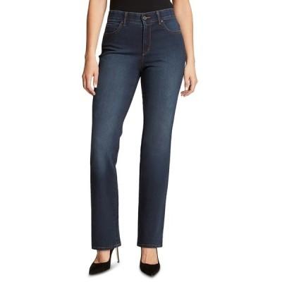 グロリアバンデービルト デニムパンツ ボトムス レディース Petite High-Rise Relaxed Straight-Leg Jeans, in Petite & Petite Short Stamford