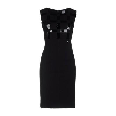 MARIA GRAZIA SEVERI チューブドレス  レディースファッション  ドレス、ブライダル  パーティドレス ブラック
