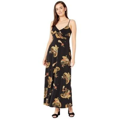 ヴィンスカムート レディース ワンピース トップス Paisley Spice Maxi Cami Dress