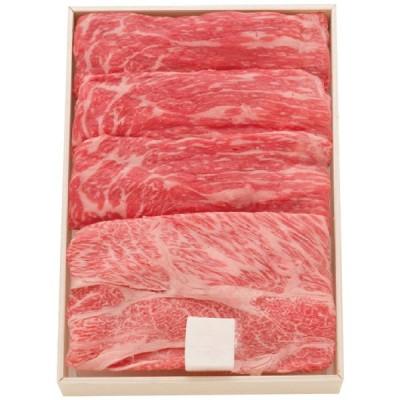 松阪牛 モモ肩ロースすき焼き用(約300g)[メーカー直送・メーカー指定熨斗] ギフト お祝い 内祝 御礼 御返し