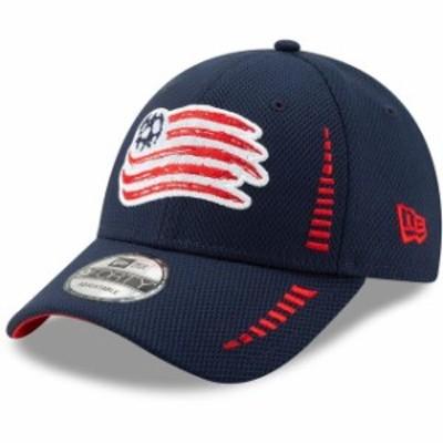 New Era ニュー エラ スポーツ用品  New Era New England Revolution Youth Navy Speed 9FORTY Adjustable Hat