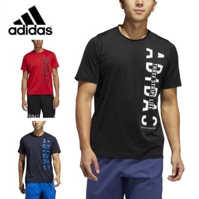 アディダス Tシャツ 半袖 メンズ FREELIFT HYPER TEE GLB90 adidas