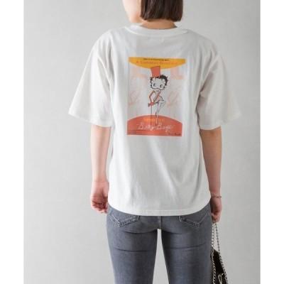 tシャツ Tシャツ Betty BACKプリントTシャツ