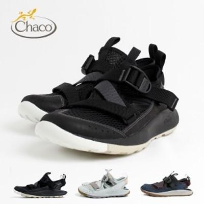 Chaco チャコ / Ws ODYSSEY レディース オデッセイ (12365251) (BLACK / MIST QUAIL / NAVY) (2020春夏) (アウトドアサンダル スポーツサ