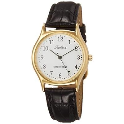 CITIZEN シチズン Q&Q キューアンドキュー 腕時計 ファルコン メンズ ブラック [01]