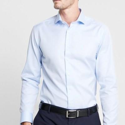 メンズ ファッション SLIM FIT - Formal shirt - light blue