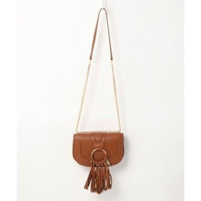 ショルダーバッグ バッグ 「HANA」イブニングバッグ